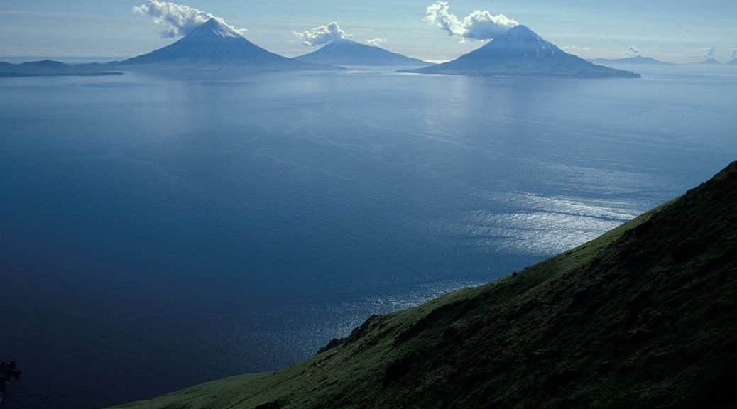 Partez explorer les îles aléoutiennes
