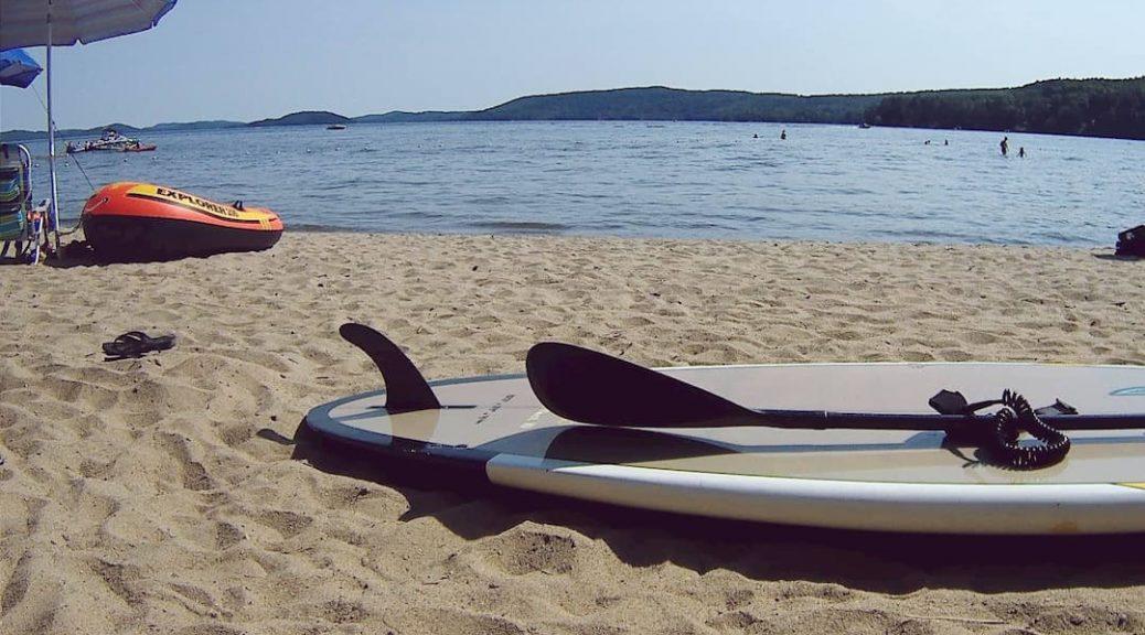 Les plus belles destinations pour faire du sup paddle